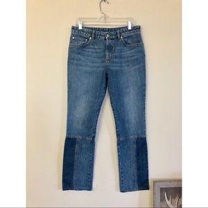 Alexander McQueen Women's Straight Leg Jeans